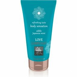 love lubricante comestible menta japonesa 75ml